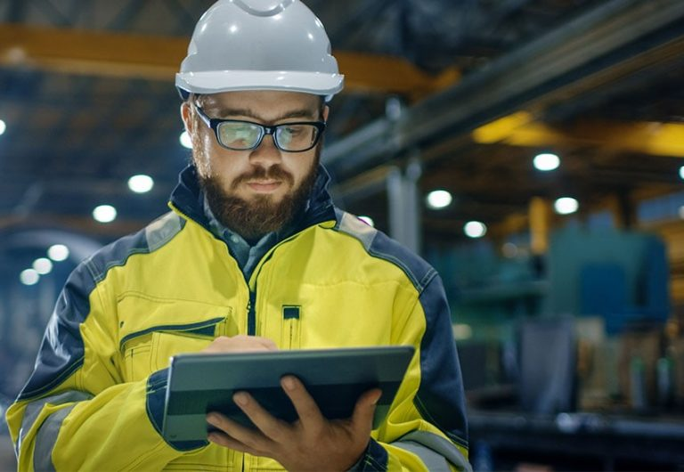 Warehouse safety software